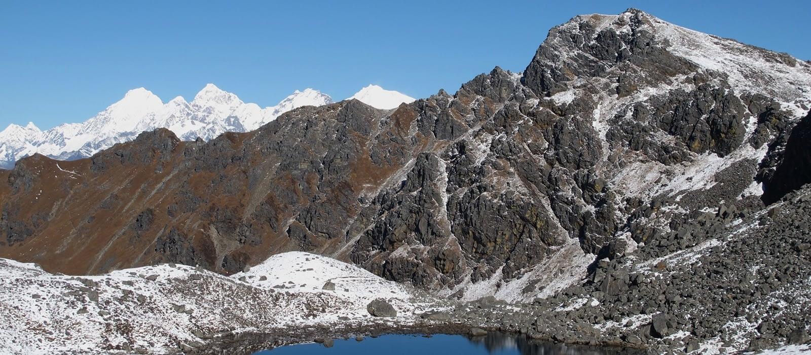 Langtang, Gosainkund and Helambu Trek
