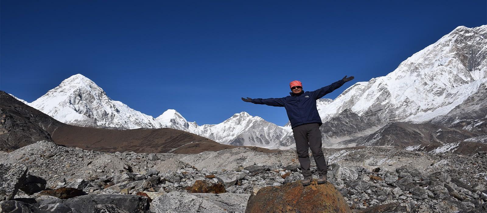 Customized Your Everest Trek