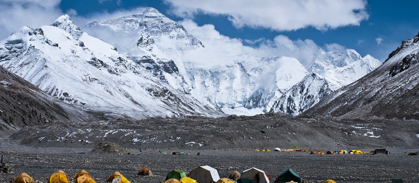 Everest Expedition – Tibet